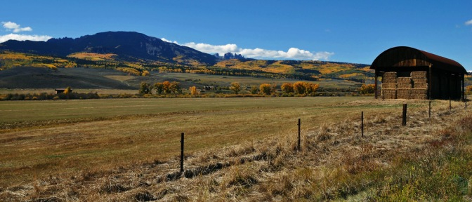 Harvest: Castleton Ranch, Gunnison, Colorado
