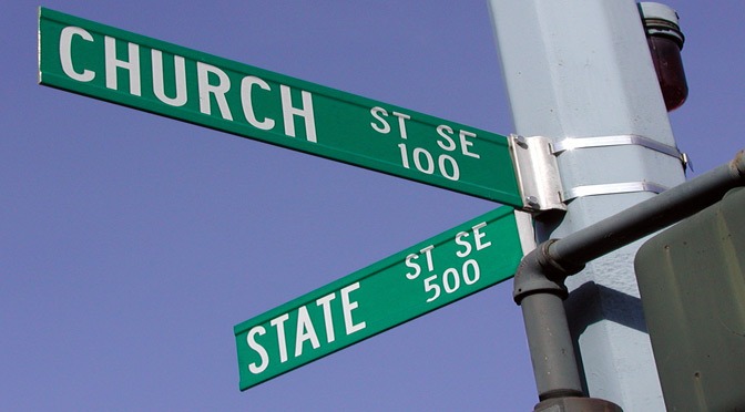 The devil is in the details: WHICH Christianity are we making the official state religion, exactly?