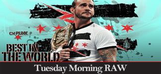 Tuesday Morning RAW: which five WWE superstars would you select to build a new promotion around?