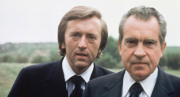 RIP: David Frost and the rehabilitation of Richard Nixon