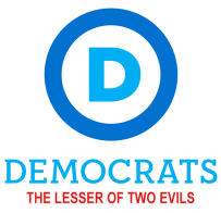 Democrats - Lesser of Two Evils