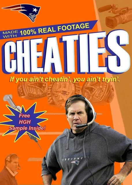 Bill Belichick is the Richard Nixon of sports