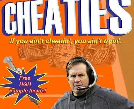 Bill Belichick is the Richard Nixon of sports