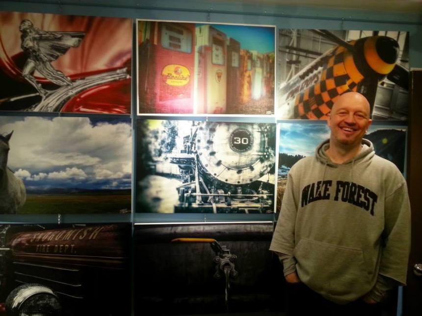 Sam Smith at Light Rail Gallery