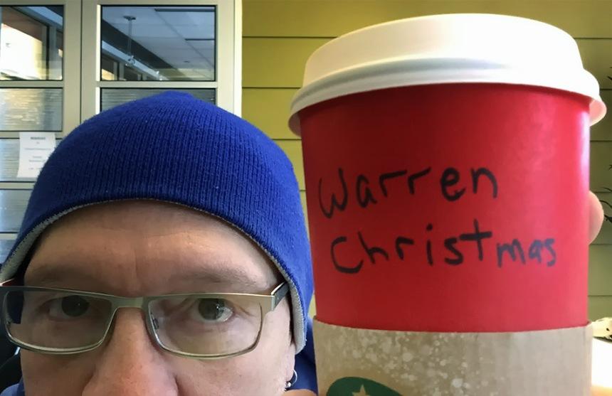 Warren Christmas