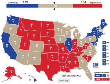 2016 Battleground States