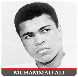 Muhammad Ali: The Champ for racial equality and social justice