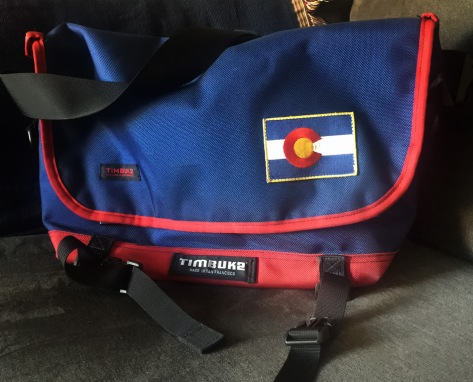Timbuk2 Courier Bag