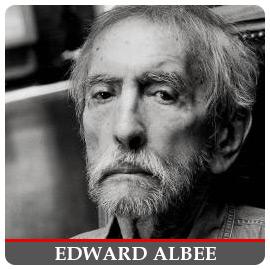 S&R Honors Edward Albee
