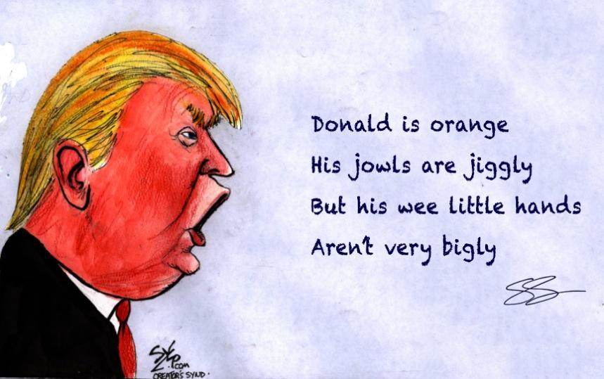 donald trump bigly