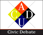 Introducing the American Civic Debate Union: first event addresses the Electoral College