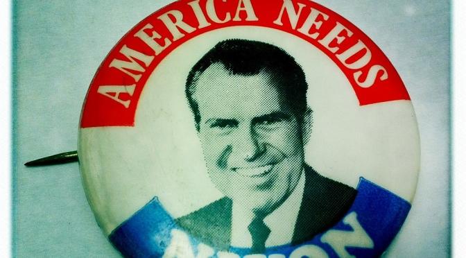 John Oliver's beatdown of DaVita reminds us: Richard Nixon was an American liberal icon