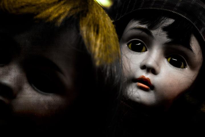 vintage dolls - Runaways