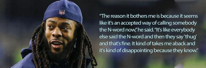Richard-Sherman-thug-quote