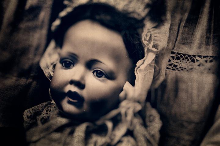 vintage dolls - 1918