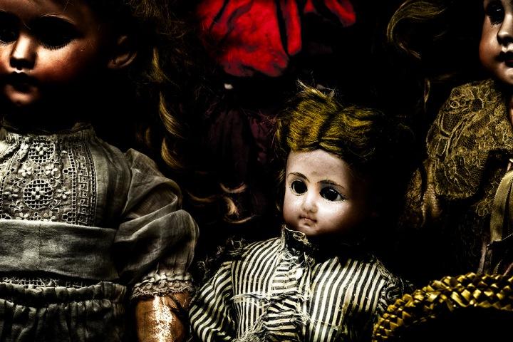 vintage dolls - Miss-Tatters