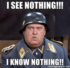 Sgt Schultz