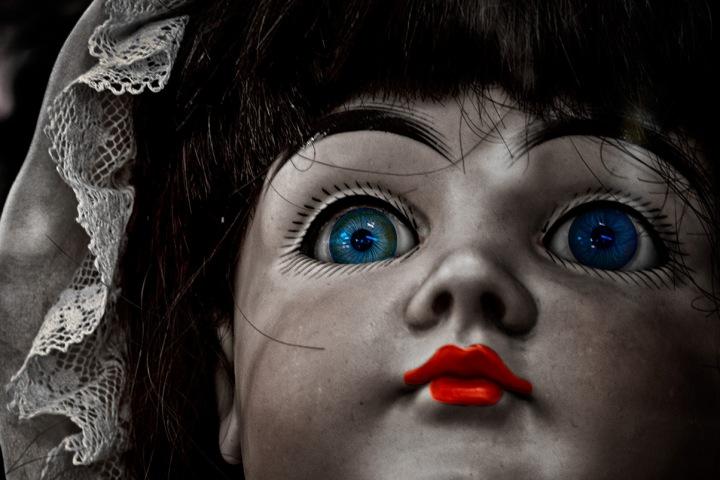 vintage dolls - Child Bride