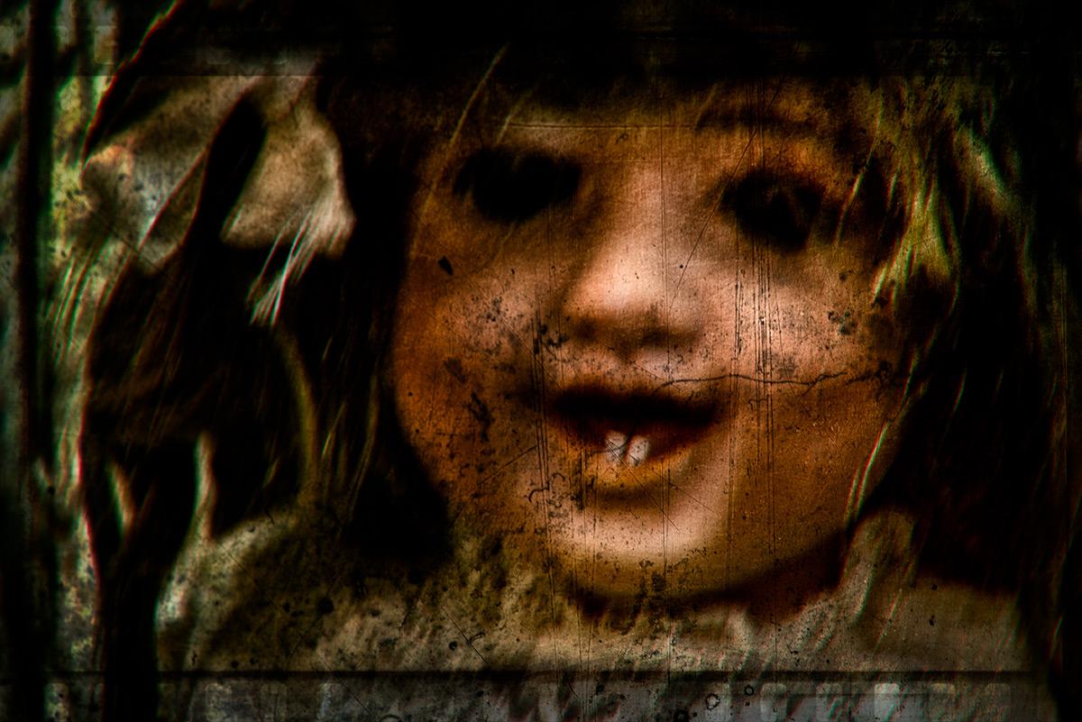 vintage dolls - Baby-Teeth