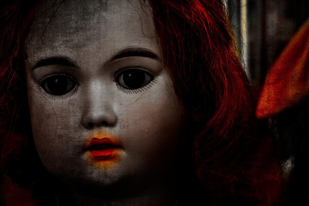 vintage dolls - Glass-of-Absinthe