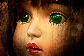 vintage dolls - Starry-Eyes-grunge