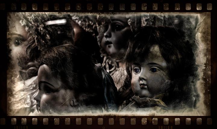 vintage dolls - Monstrous-Regiment