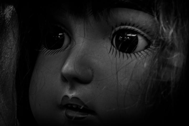 vintage dolls - Shadow
