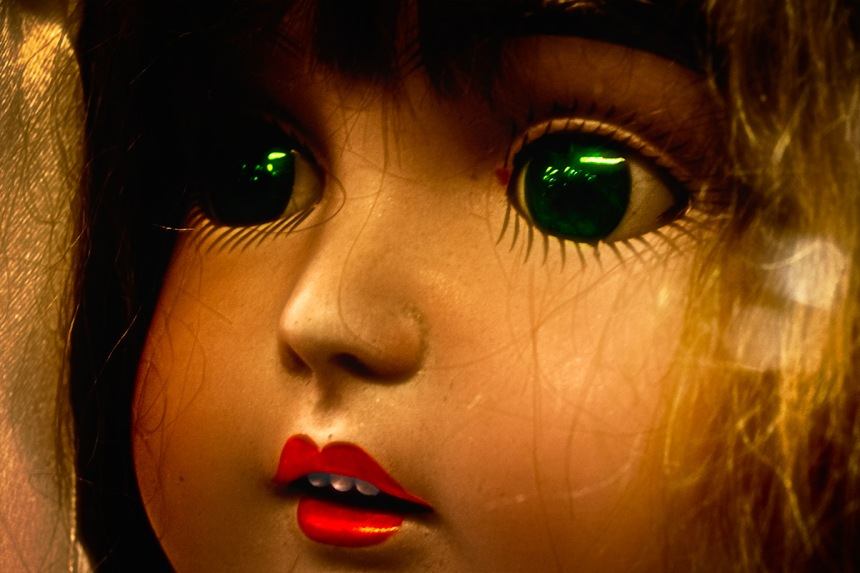 vintage dolls - Starry-Eyes