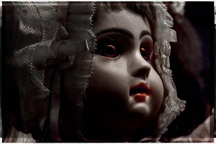 vintage dolls - Phantom-Bride