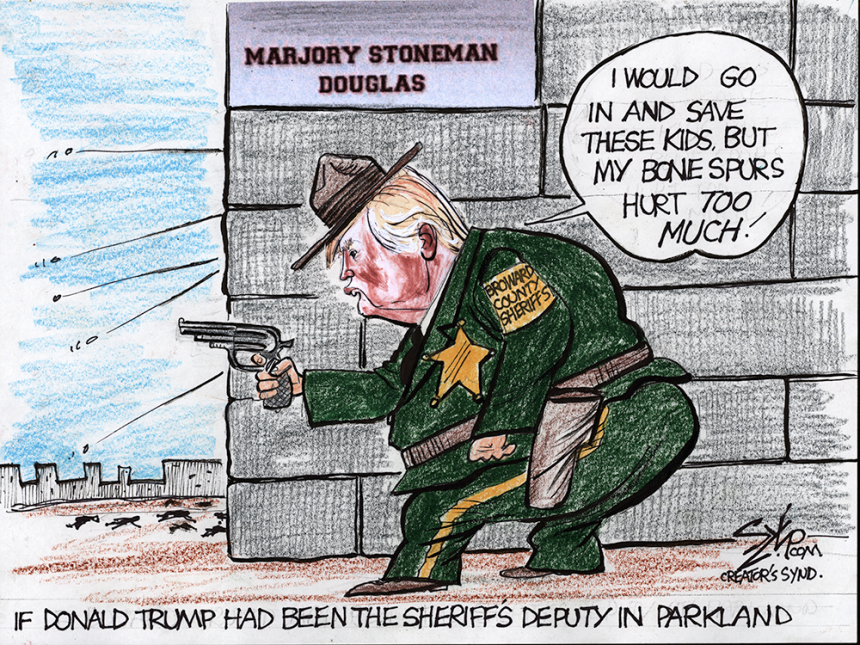 Cadet-Bonespurs-Trump