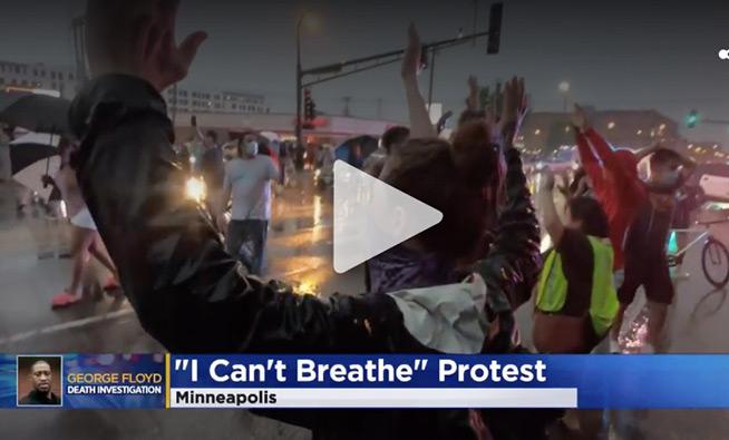 Minneapolis-riot